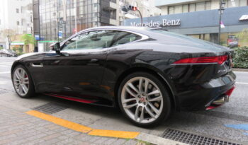 Jaguar F-type R Coupe full