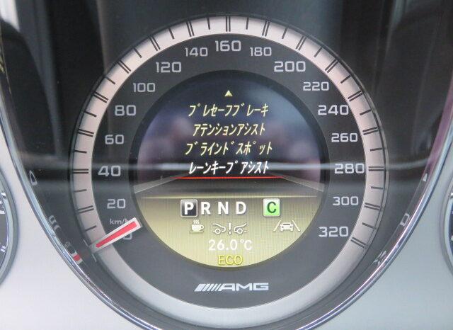Mercedes AMG E63 full