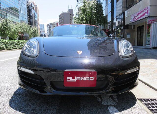 Porsche Boxster S Sport Chrono PKG full