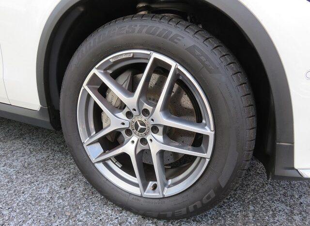 Mercedes Benz GLC250 4matic Sport Genuine Leather full