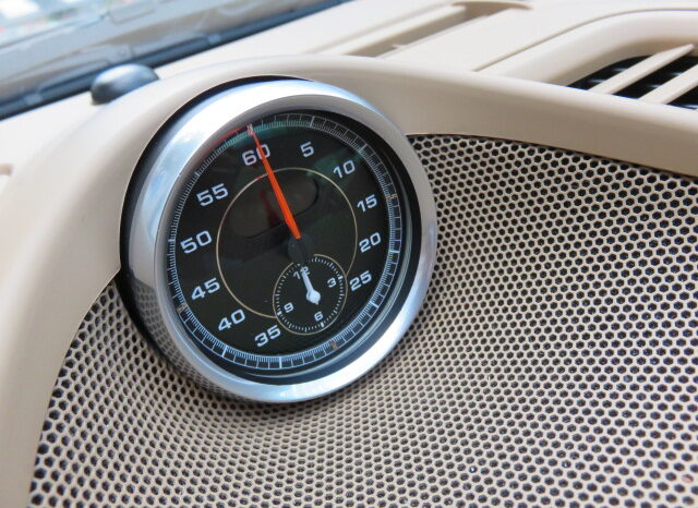 Porsche Panamera Sport Chrono PKG full