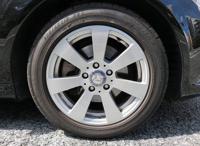 Mercedes Benz C200 Blue Efficiency full
