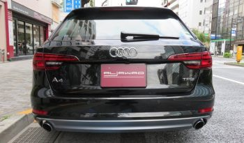 Audi A4 Avant 2.0 TFSI Sport Luxury full