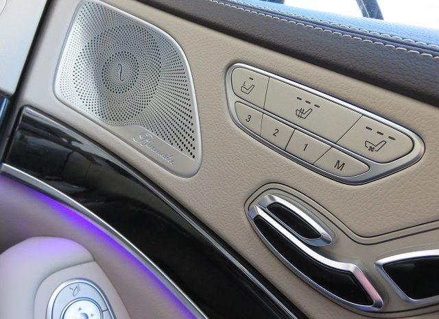 Mercedes Benz S560 Long AMG Line full