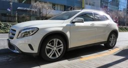 Mercedes Benz GLA250 4matic Leather Exclusive