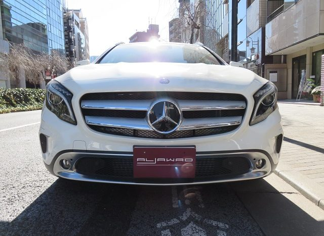 Mercedes Benz GLA250 4matic Leather Exclusive full