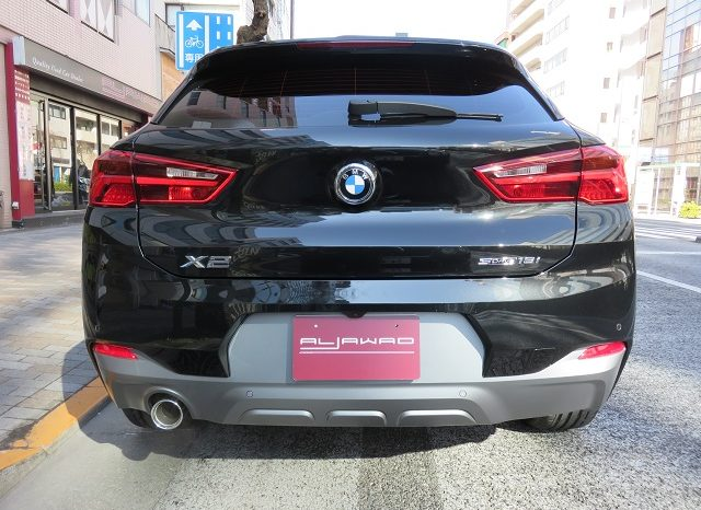 BMW X2 sDrive18i M-sport X full