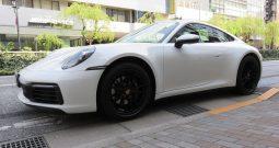Porsche 911 Carrera Sport Chrono PKG