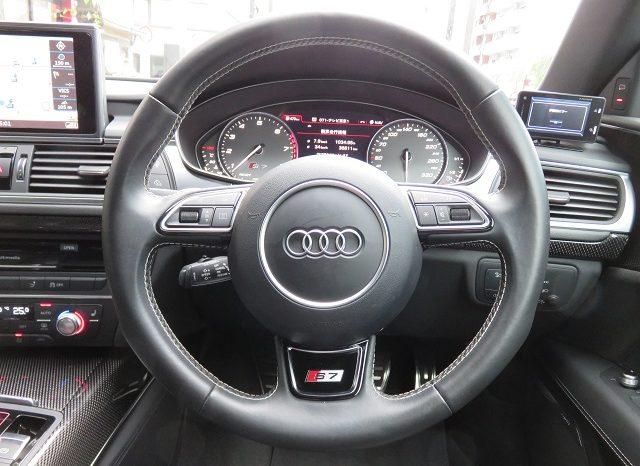 Audi S7 Sportback 4.0 Quattro full