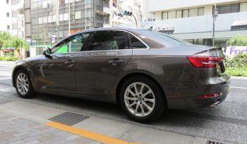 Audi A4 2.0 TFSI full