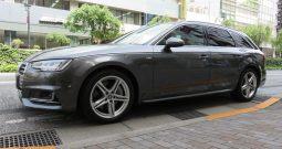 Audi A4 Avant 2.0 TFSI Quattro Sport S-Line