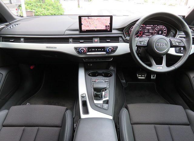 Audi A4 Avant 2.0 TFSI Quattro Sport S-Line full