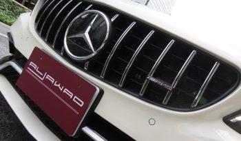 Mercedes AMG C63 S full