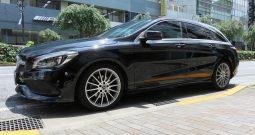 Mercedes Benz CLA180 Shooting Brake AMG Style
