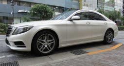 Mercedes Benz S400 Hybrid AMG Line