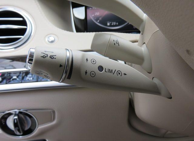 Mercedes Benz S400 Hybrid AMG Line full