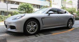 Porsche Panamera S Sport Chrono PKG