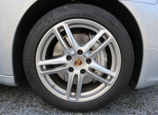 Porsche Panamera S Sport Chrono PKG full