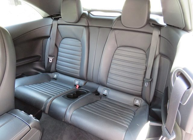 Mercedes Benz C180 Cabriolet Sport Leather Exclusive full