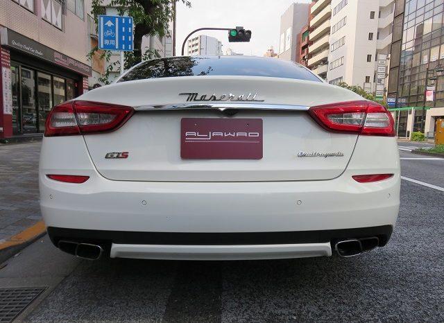 Maserati Quattroporte GTS full