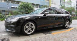 Audi A4 Avant 2.0 TFSI Sport S-Line Black Styling PKG