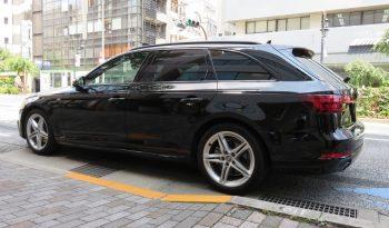 Audi A4 Avant 2.0 TFSI Sport S-Line Black Styling PKG full