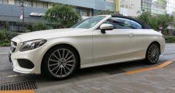 Mercedes Benz C180 Cabriolet Sport Leather Exclusive