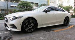 Mercedes Benz CLS450 4matic Sport Exclusive