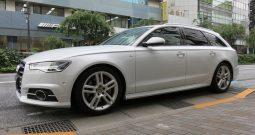 Audi A6 Avant 2.0 TFSI Quattro S-Line