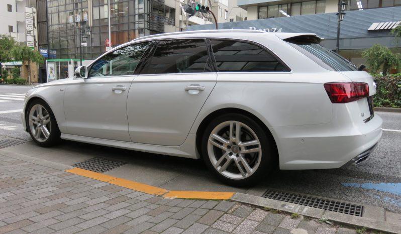 Audi A6 Avant 2.0 TFSI Quattro S-Line full