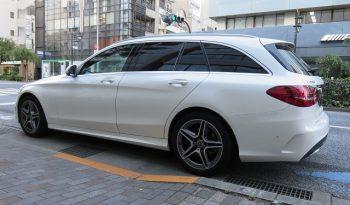 Mercedes Benz C200 Avantgarde AMG Line Leather Exclusive full