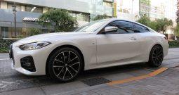 BMW 420i Coupe M-sport