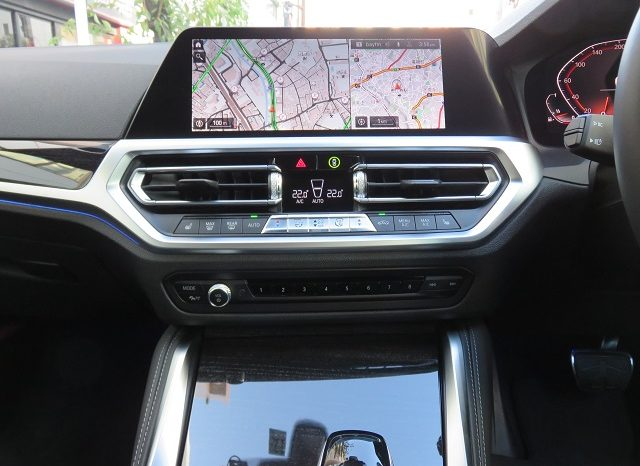 BMW 420i Coupe M-sport full